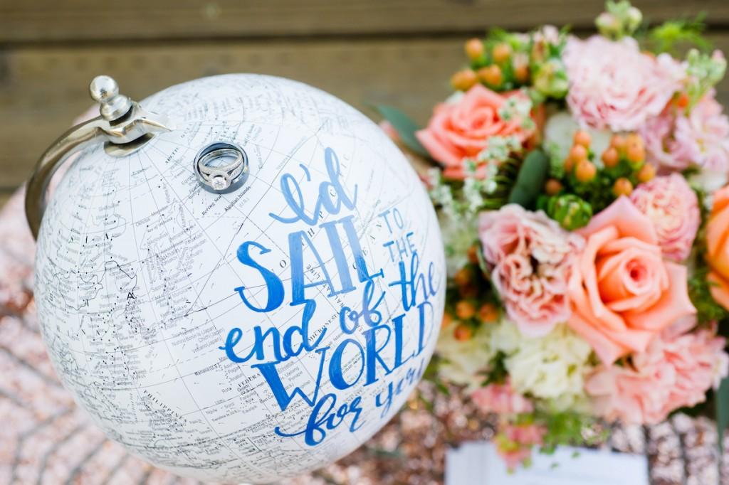 Nautical Lighthouse Wedding Inspiration Shoot (32)