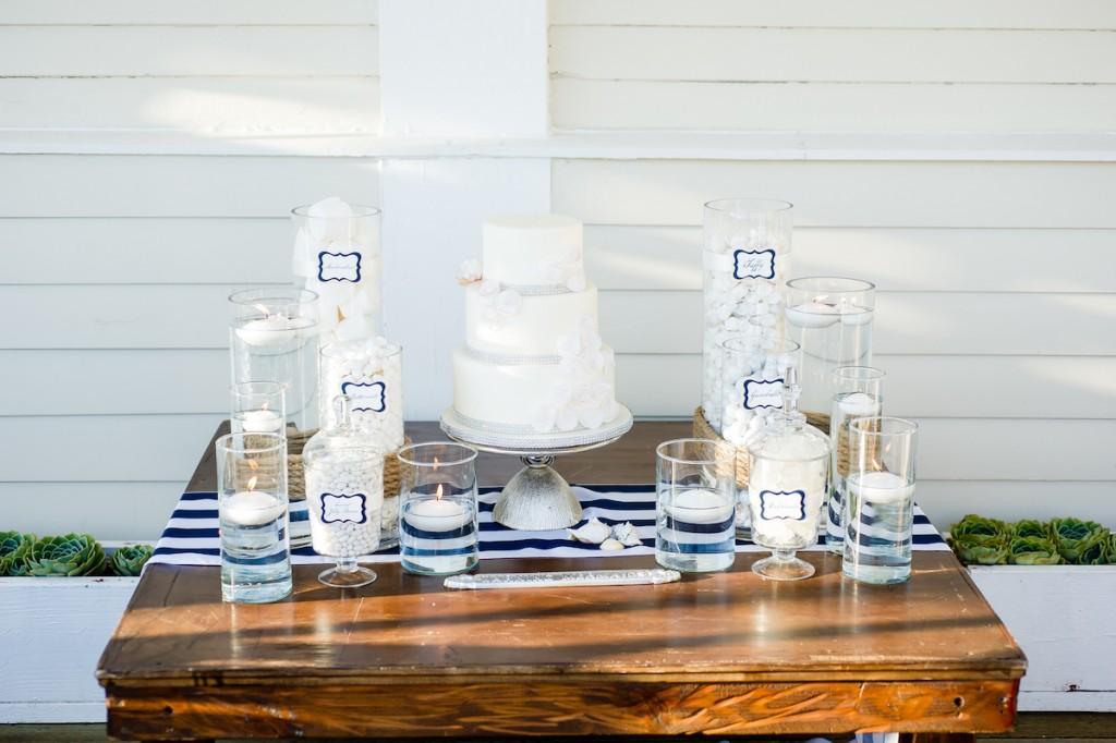 Nautical Lighthouse Wedding Inspiration Shoot (36)