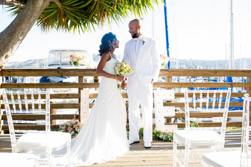 Nautical Lighthouse Wedding Inspiration Shoot (4)