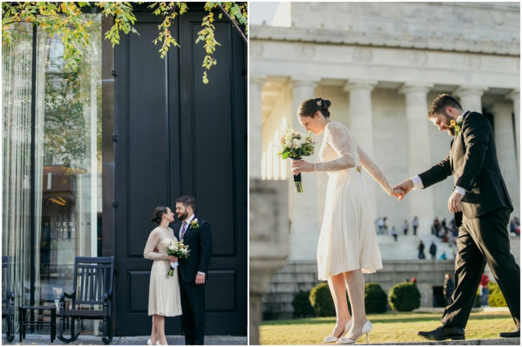 intimate dc wedding