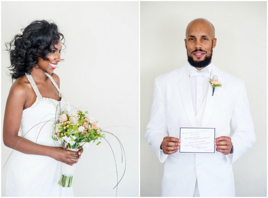 nautical wedding inspiration shoot