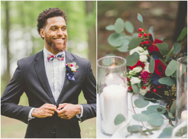 Modern Americana Styled Shoot in DC