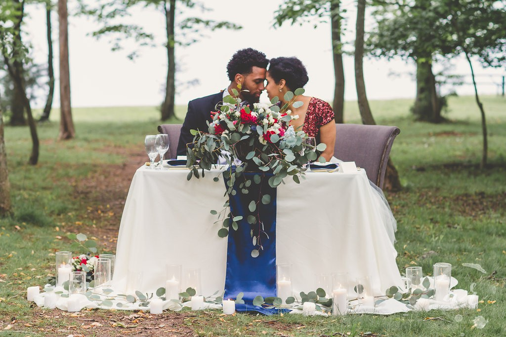 Red White and Blue Americana Styled Shoot in DC 6