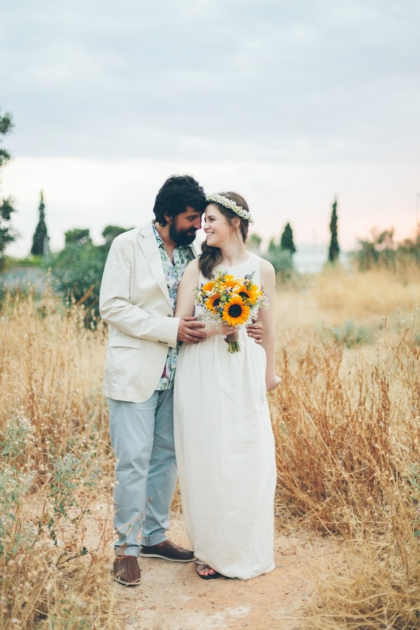 intimate greece wedding-22
