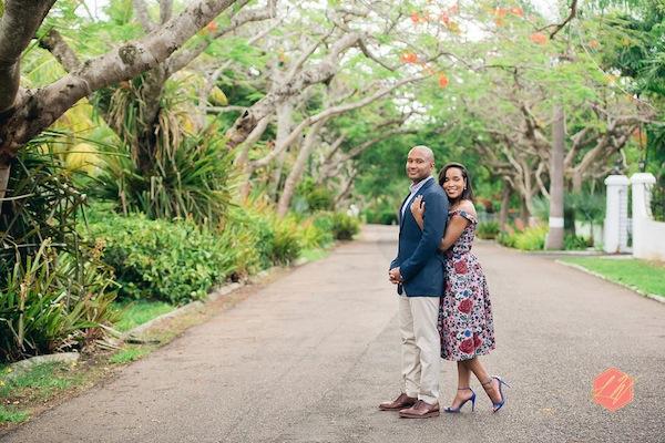 Bahamas Inspired Engagement Session-11