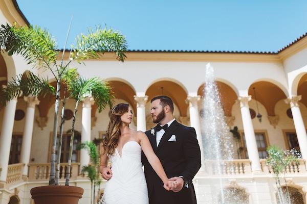 Biltmore Hotel Wedding Portrait-10