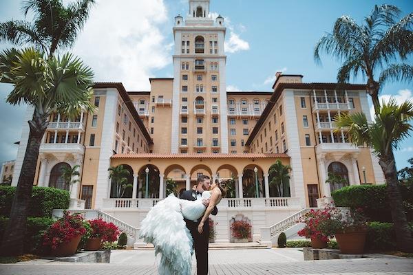 Biltmore Hotel Wedding Portrait-20