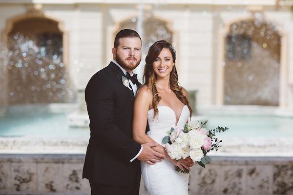 Biltmore Hotel Wedding Portrait-8