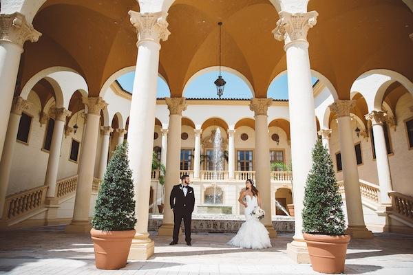 Biltmore Hotel Wedding Portrait-9