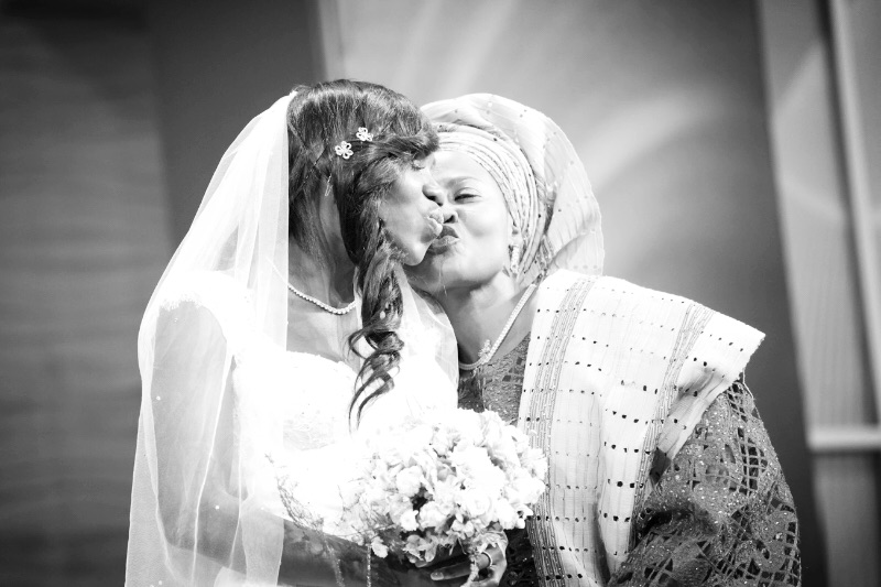 Bride and Mother of the Bride Picture