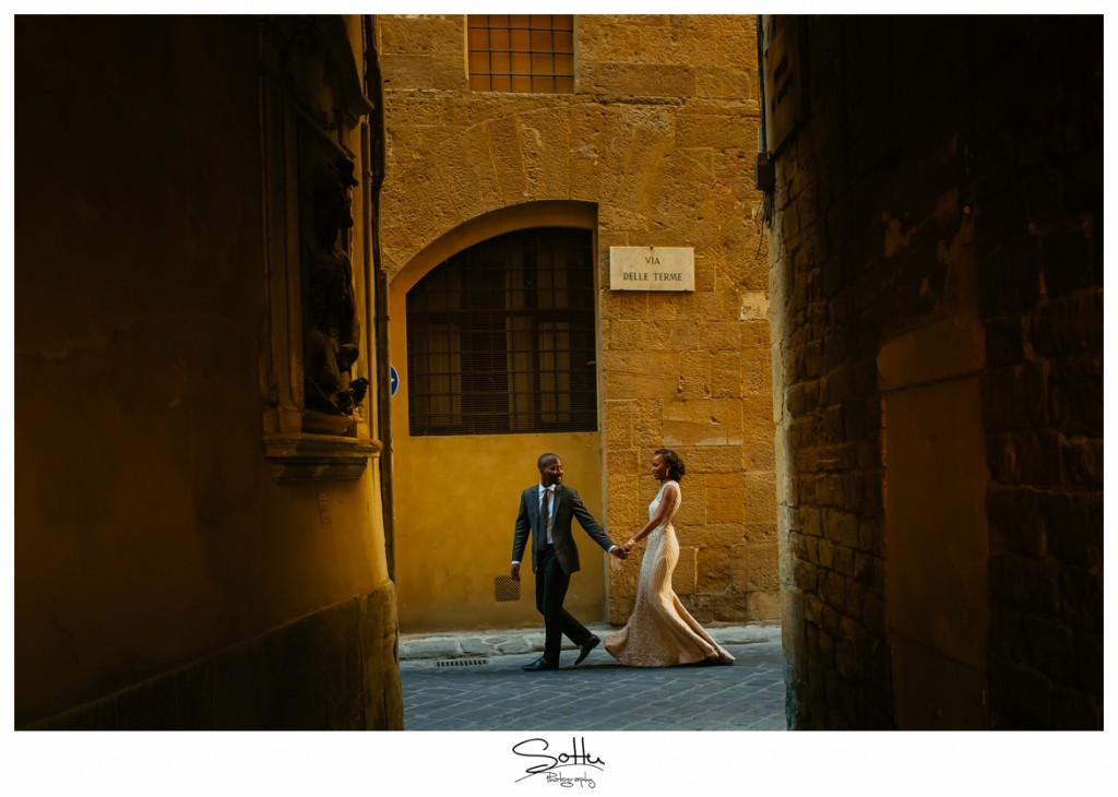 Florence Italy Wedding Shoot 2