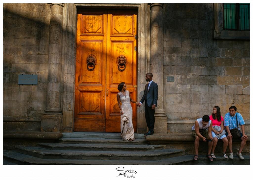 Florence Italy Wedding Shoot 8