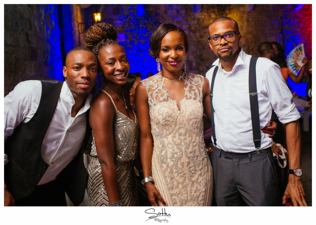 Romantic Florence Italy Wedding_ Yewande and Ademola 153