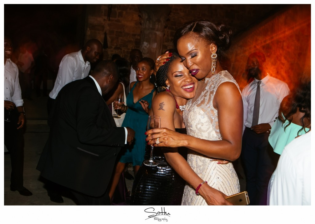 Romantic Florence Italy Wedding_ Yewande and Ademola 156