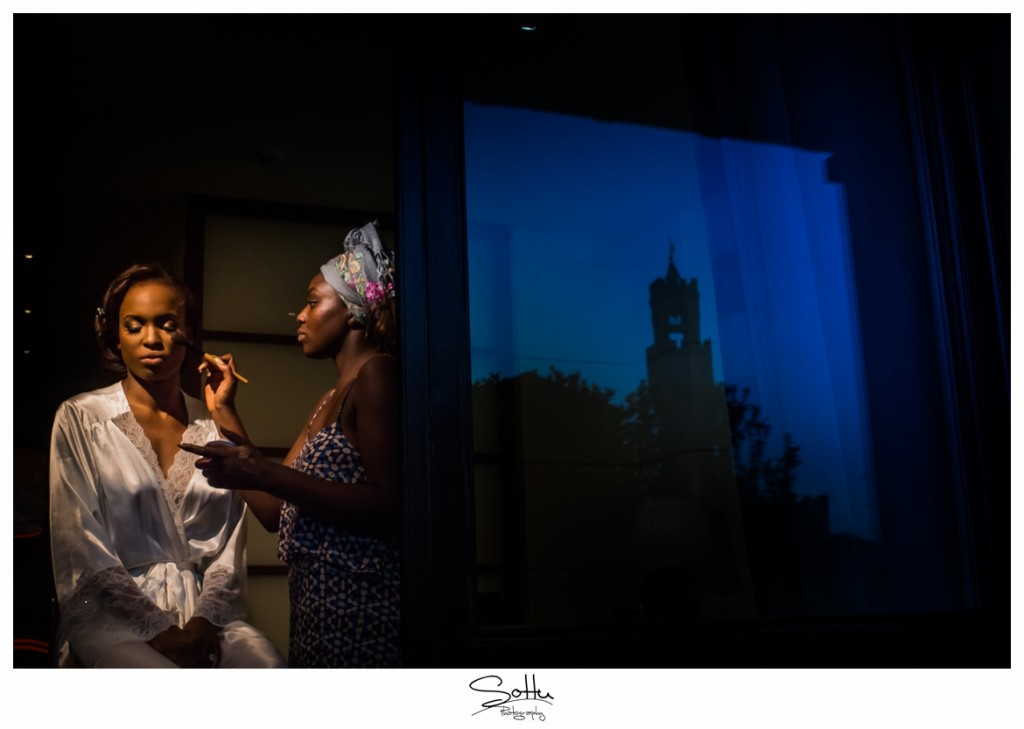 Romantic Florence Italy Wedding_ Yewande and Ademola 7