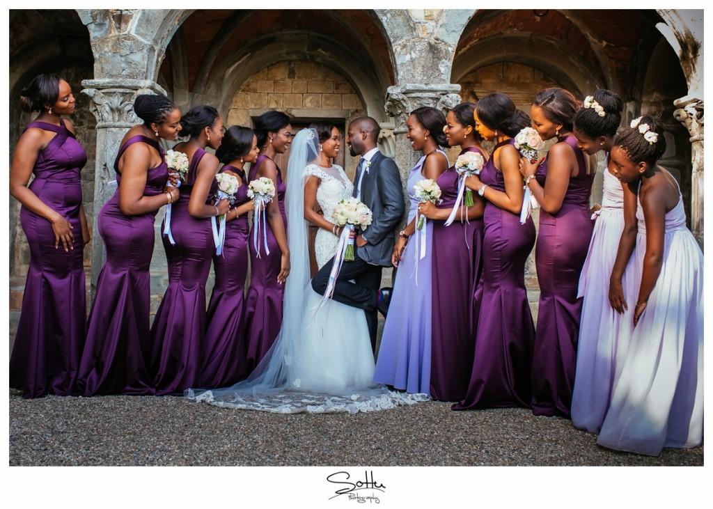 Romantic Florence Italy Wedding_ Yewande and Ademola 78