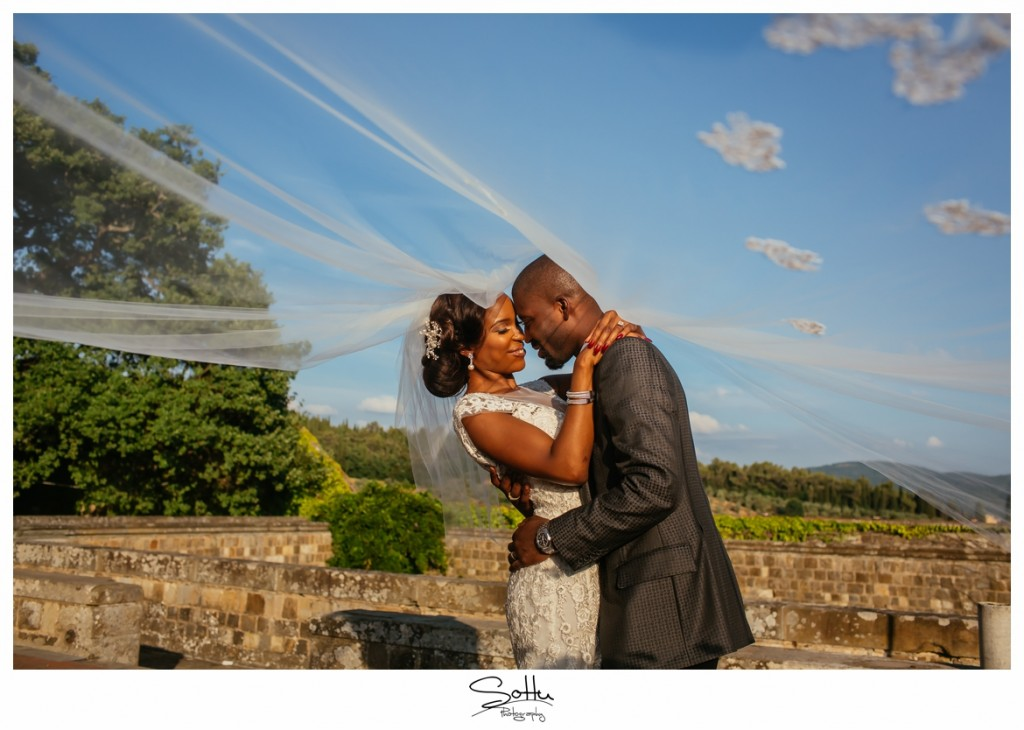 Romantic Florence Italy Wedding_ Yewande and Ademola 85