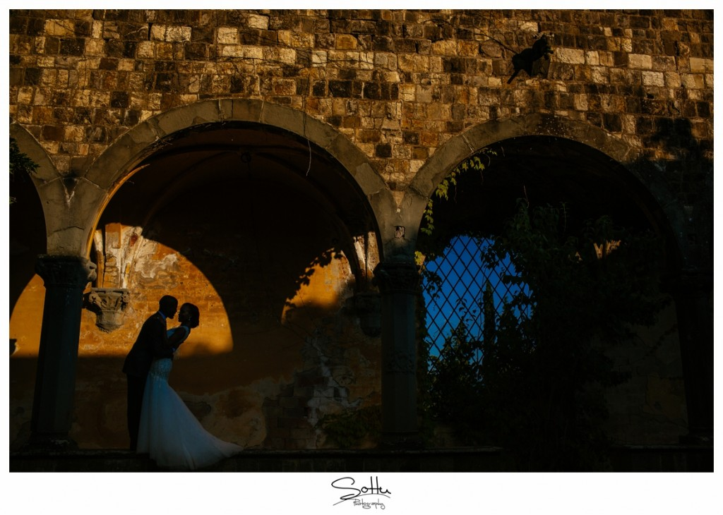 Romantic Florence Italy Wedding_ Yewande and Ademola 89