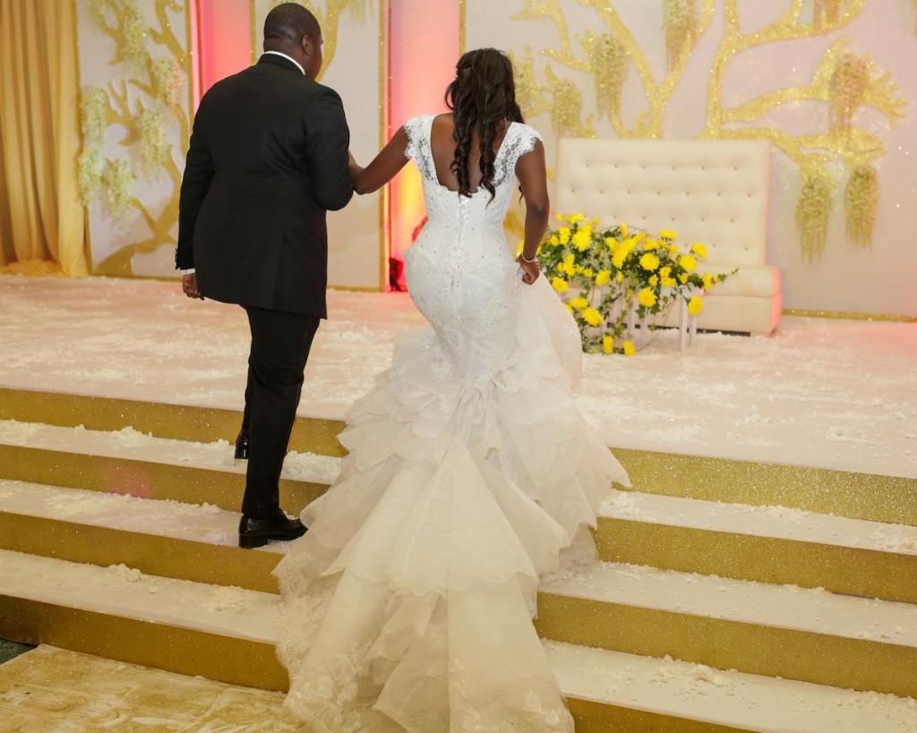Wedding Dress- Blessing Omakwu