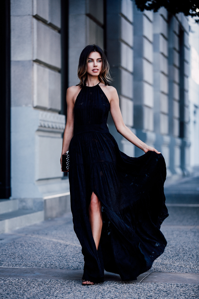 15 Pretty Perfect Black Wedding Guest Outfits Perfete
