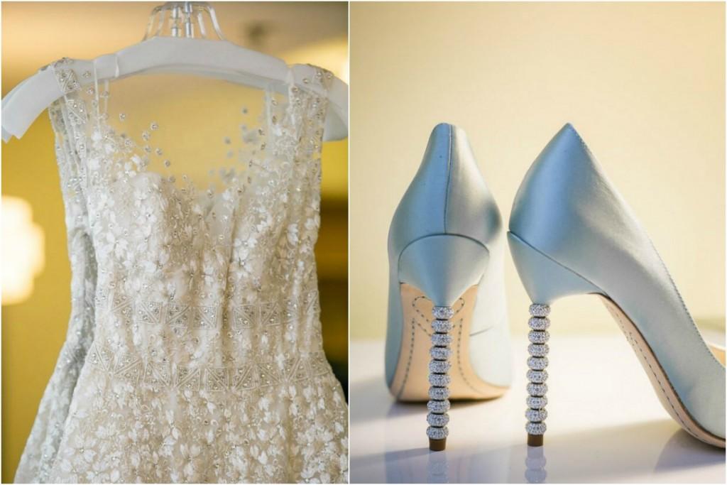 Glamorous Bell Tower on 34th Wedding #TheKikAsWedding
