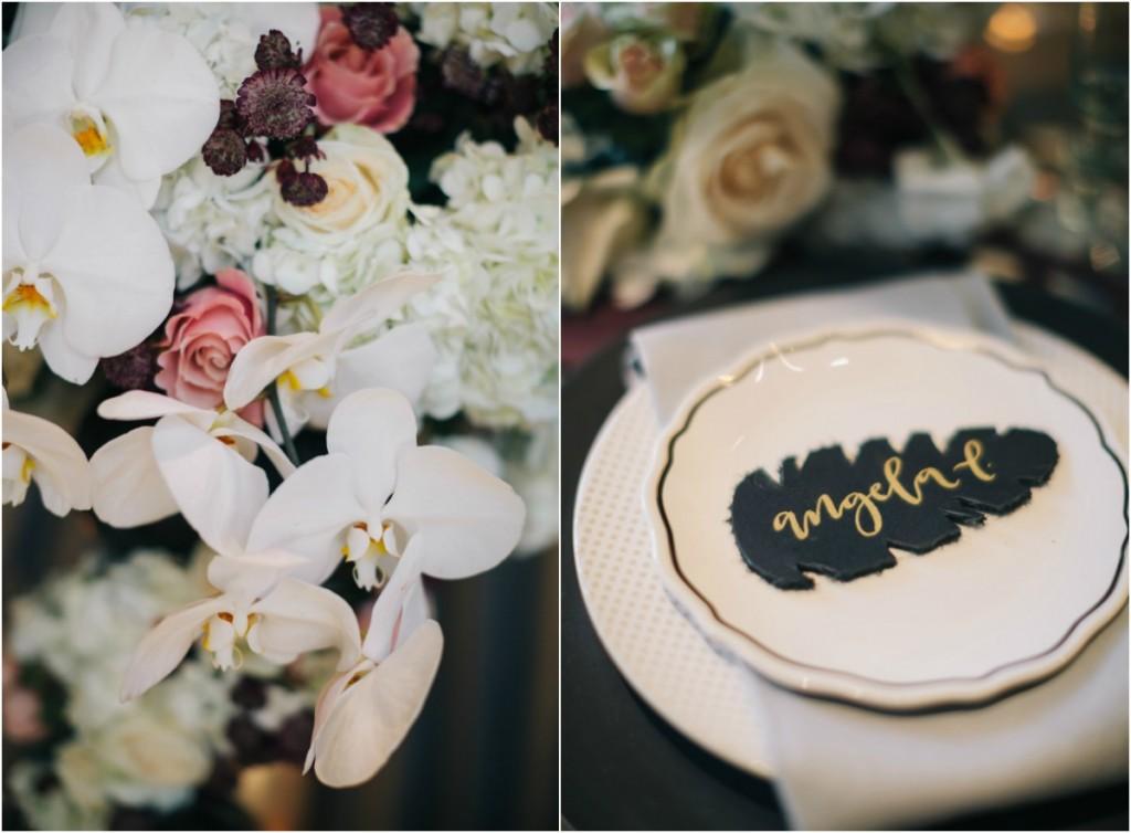 Misty Copeland Ballerina Inspired Wedding
