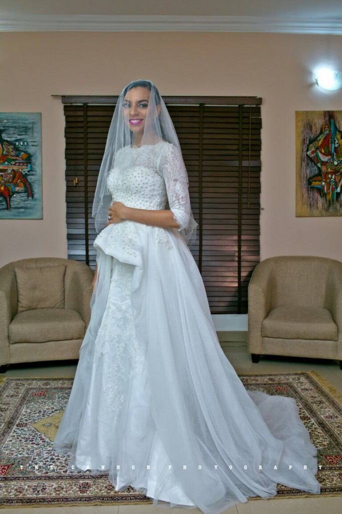 Nigerian Bridal Designer JB Living