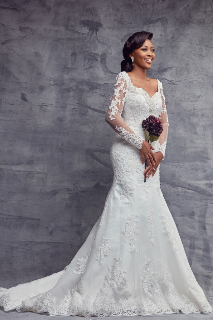 Nigerian Bridal Designer Love Tims