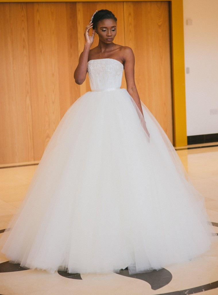 Alonuko Wedding Dress Nigerian Designers