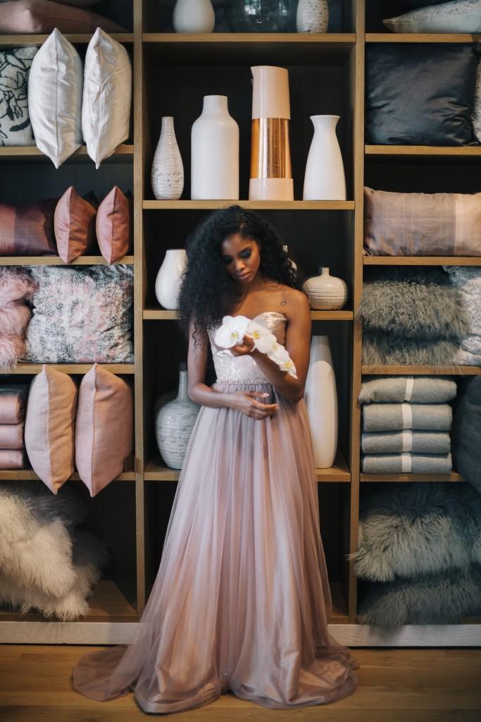 Styled Misty Copeland Wedding Inspiration 100