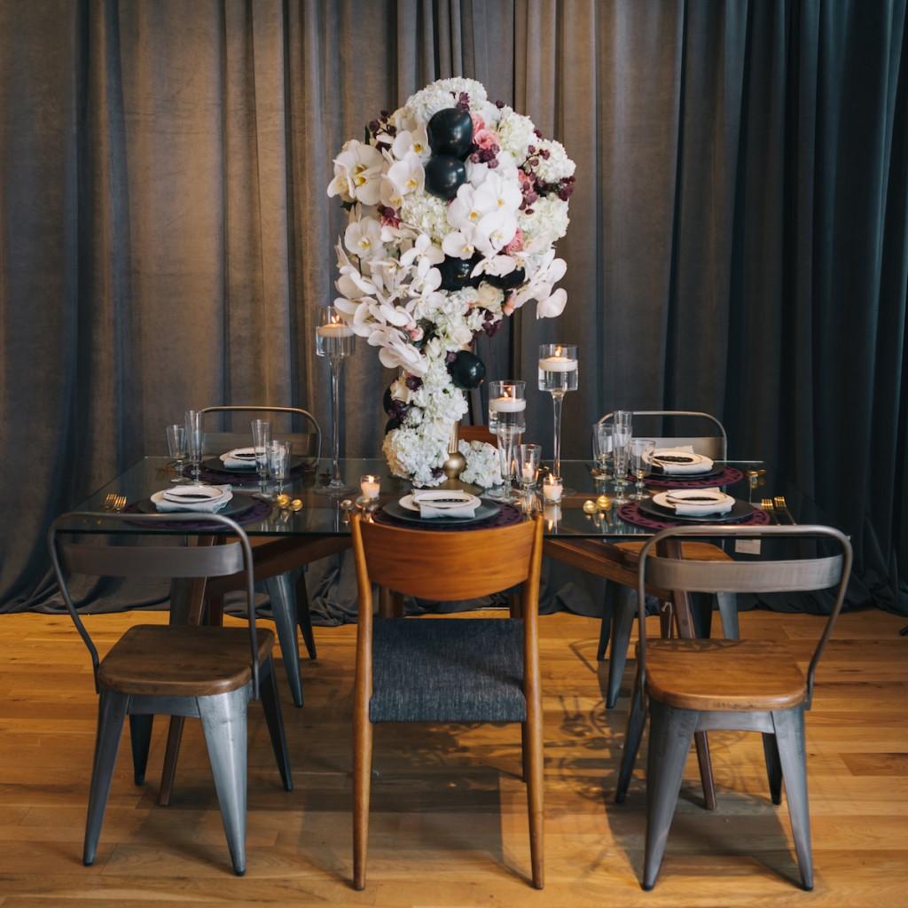 Styled Misty Copeland Wedding Inspiration 11