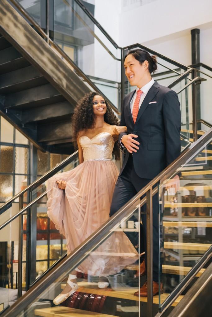 Styled Misty Copeland Wedding Inspiration 19