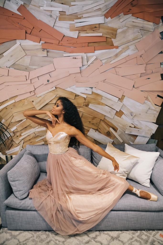 Styled Misty Copeland Wedding Inspiration 38