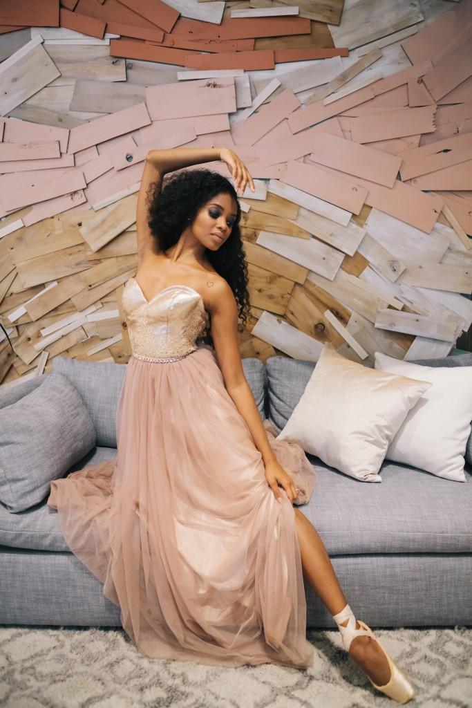 Styled Misty Copeland Wedding Inspiration 40