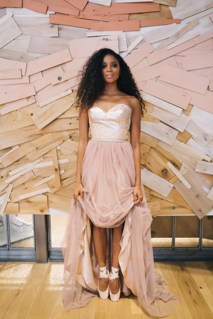 Styled Misty Copeland Wedding Inspiration 41
