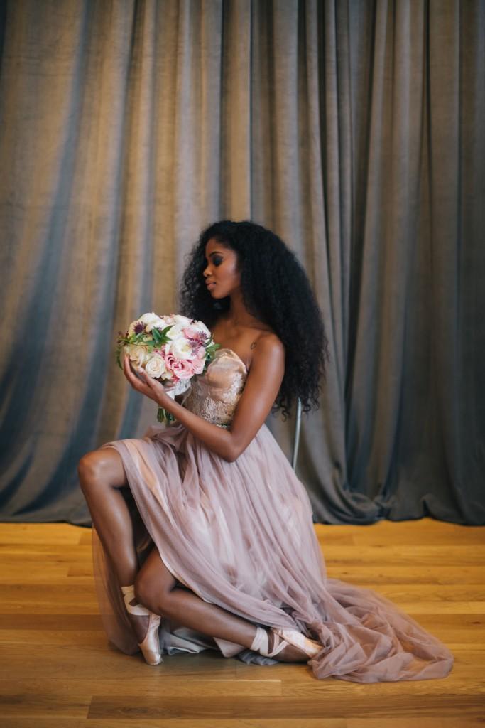 Styled Misty Copeland Wedding Inspiration 56