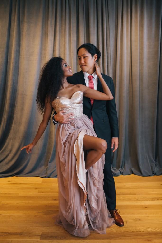Styled Misty Copeland Wedding Inspiration 61