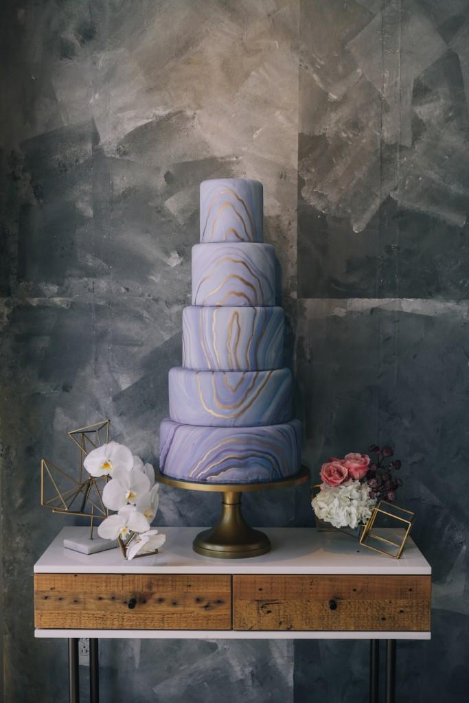 Styled Misty Copeland Wedding Inspiration 70
