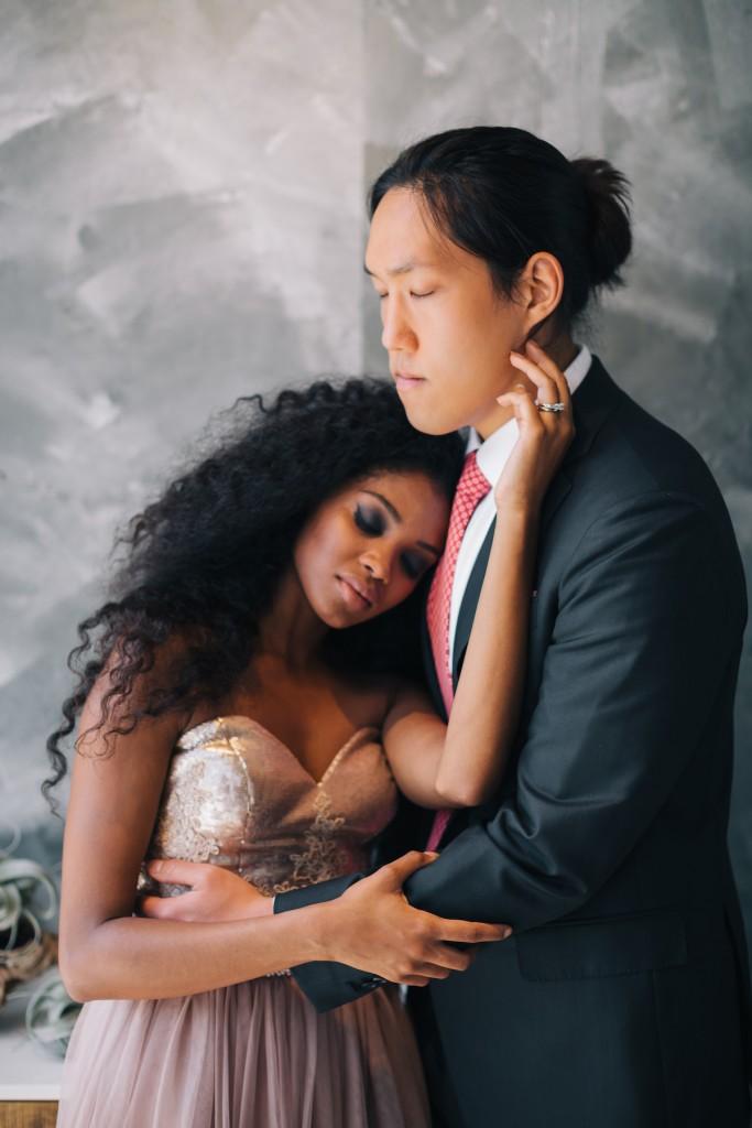 Styled Misty Copeland Wedding Inspiration 82