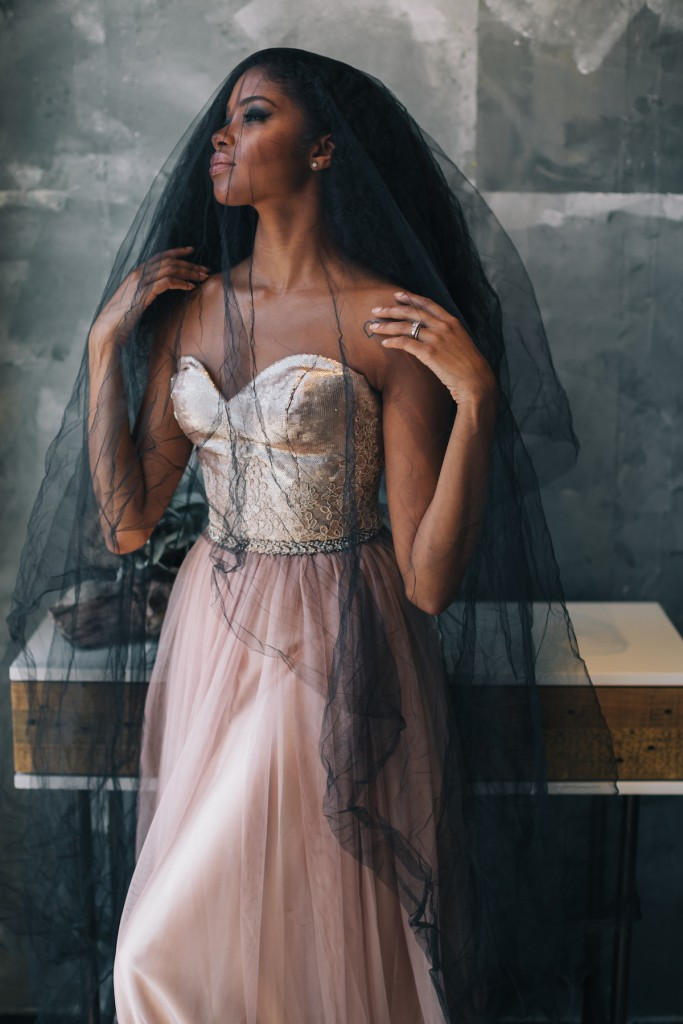 Styled Misty Copeland Wedding Inspiration 84