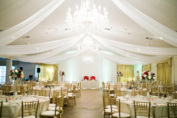 red gold wedding-17