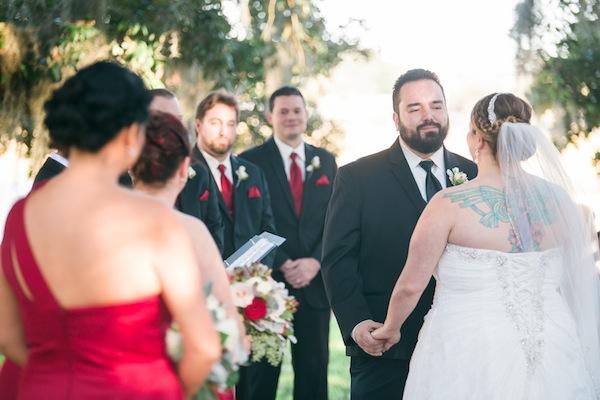 red gold wedding-21