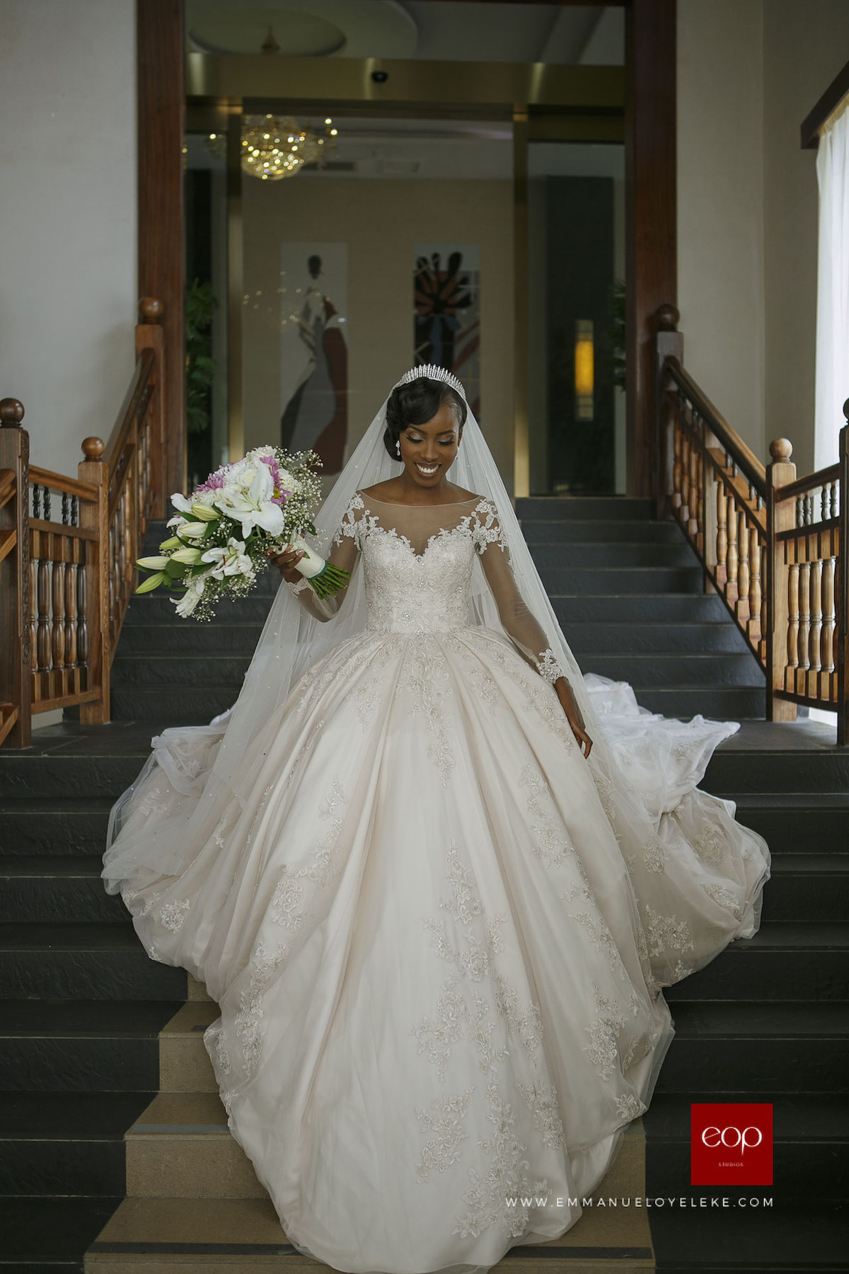 15 Pretty Perfect Nigerian Bridal Designers
