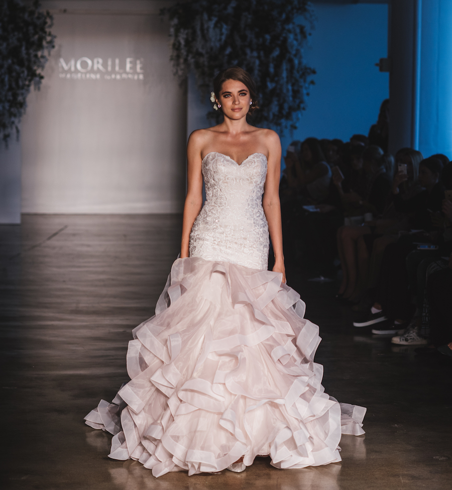 NYBFW: MORILEE By Madeline Gardner's Dress Come True