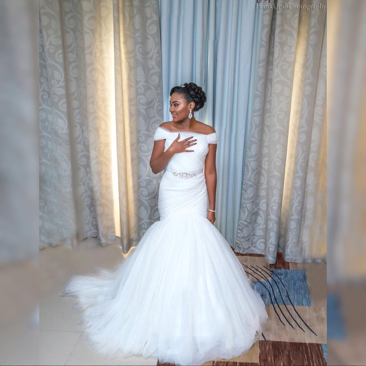 Nigerian Wedding Gowns: 15 Pretty Perfect Nigerian Bridal Designers