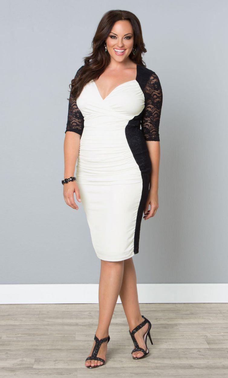 10 Prettyperfect Plus Size Bridal Shower Outfits Perfete