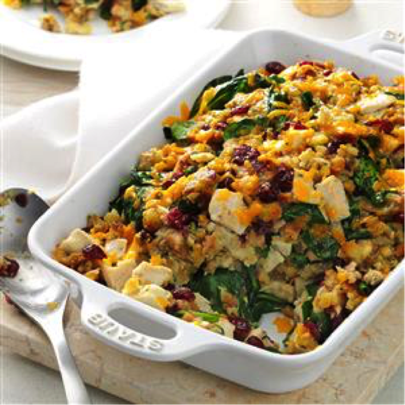 14-turkey-and-spinach-casserole