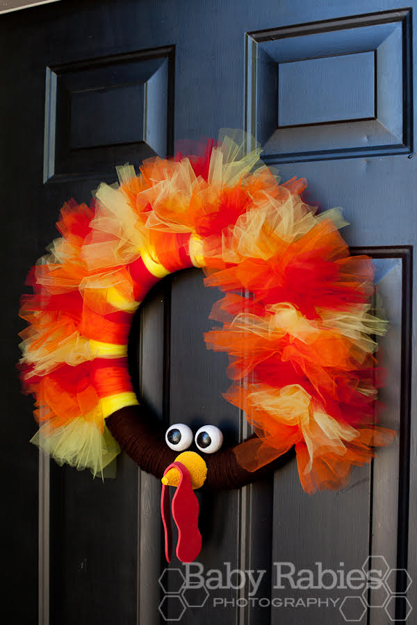 diy-turkey-wreath