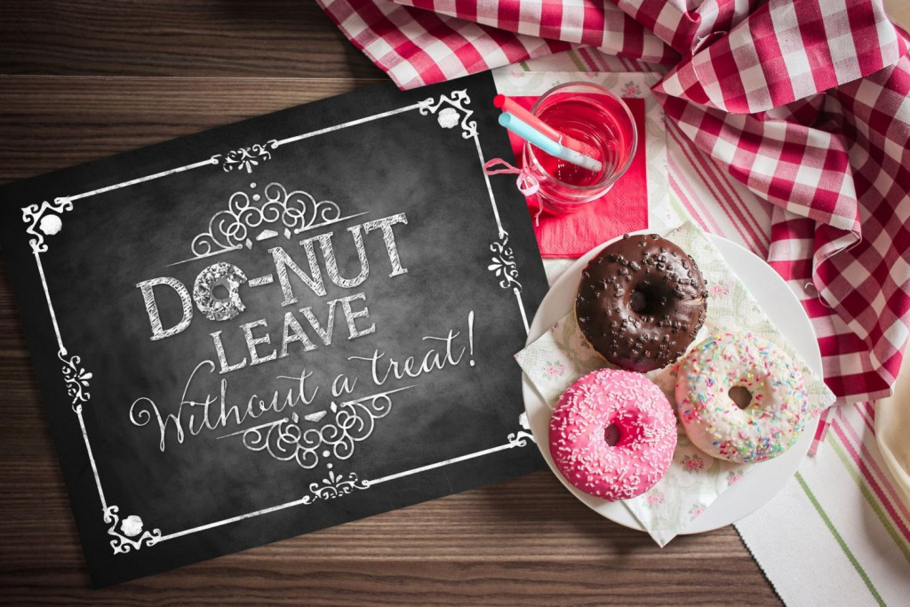donut-wedding-favors