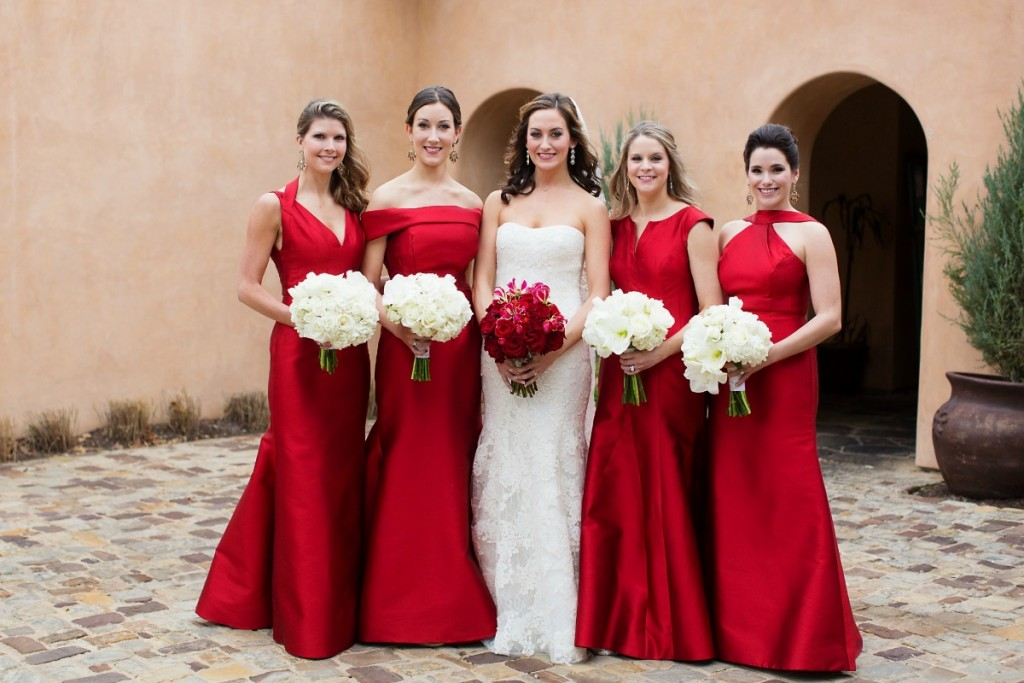 red-mix-match-bridesmaid-dresses
